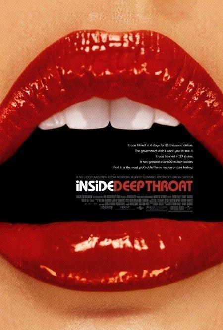 La Locandina Di Inside Deep Throat 10578