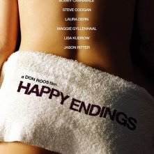 La locandina di Happy Endings