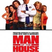 La locandina di Man of the House