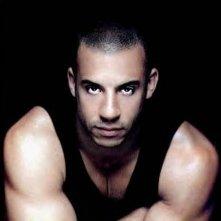 un bel ritratto di Vin Diesel
