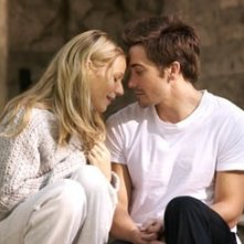 Jake Gyllenhaal e Gwineth Paltrow in una scena di Proof