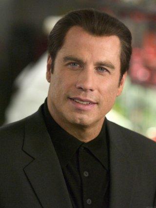 John Travolta in una scena del film Be Cool