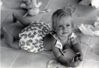 Patricia Cornwell da bambina