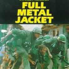 Poster francese di Full Metal Jacket