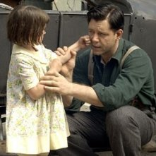 Ariel Waller e Russel Crowe in Cinderella Man