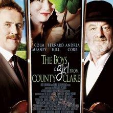 La locandina di The Boys from County Clare