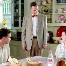 Peter Sarsgaard, Liam Neeson e Laura Linney