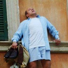 Carlo Verdone in una 'drammatica' scena di Manuale d'amore