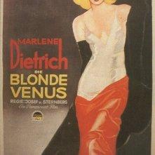 manifesto di Venere Bionda