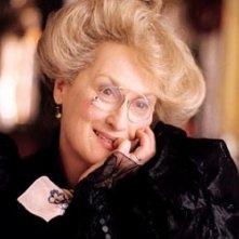 Meryl Streep in una scena di Lemony Snicket - Una serie di sfortunati eventi