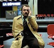Bruno Ganz in una scena de L'amico americano