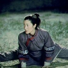 Michelle Yeoh in La tigre e il dragone