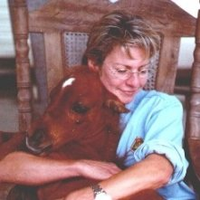 L'autrice Patricia Cornwell