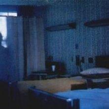 L'ombra di Michael Myers incombe minacciosa in Halloween II - il signore della morte