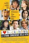 La locandina italiana di I Heart Huckabees - le strane coincidenze della vita