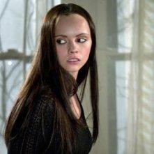 Christina Ricci in una scena di Cursed
