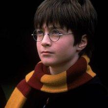Daniel Radcliffe è il maghetto Harry Potter