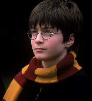 Daniel Radcliffe è il maghetto Harry Potter