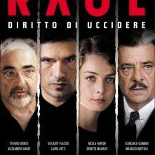 La locandina di Raul - Diritto di uccidere