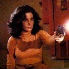 Laurie Zimmer è la bella agente Leigh