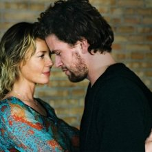 Nikolaj Lie Kaas e Connie Nielsen in una scena di Non desiderare la donna d'altri