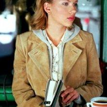 Scarlett Johansson in una scena di In Good Company
