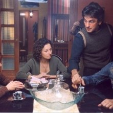 Vincenzo Salemme e Biagio Izzo in una scena di Cose da Pazzi