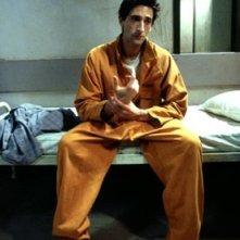 Adrien Brody in una scena di The Jacket