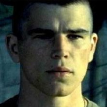 Joah Hartnett in Black Hawk Down