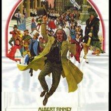 La locandina di La più bella storia di Dickens