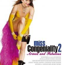 La locandina di Miss Congeniality 2: Armed and Fabulous