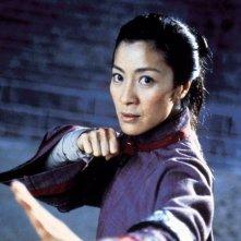 Michelle Yeoh è la valorosa Yu Shu Lien