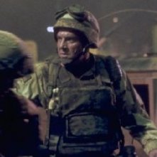 Tom Sizemore in Black Hawk Down