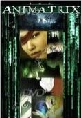 La copertina DVD di Animatrix