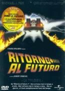 La copertina DVD di Ritorno al futuro - La trilogia