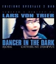 La copertina DVD di Dancer in the dark edizione speciale