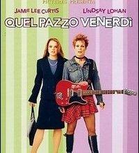 La copertina DVD di Quel Pazzo Venerdì