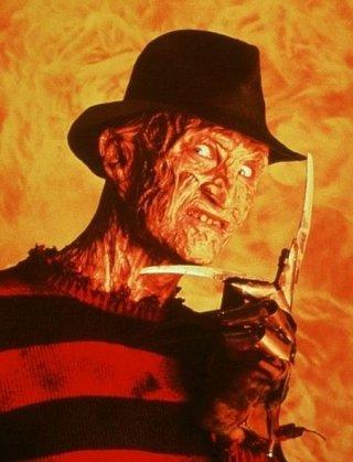 Robert Englund nei panni di Freddy Krueger