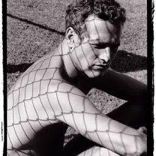 Una splendida foto di Paul Newman, scattata da Dennis Hopper
