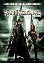 La copertina dvd di Van Helsing Collector's edition 2 dvd