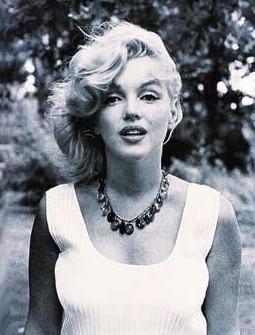 Una splendida immagine di Marilyn Monroe