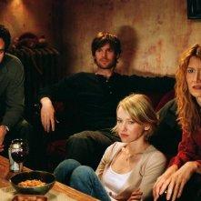 Mark Ruffalo, Peter Krause, Naomi Watts e Laura Dern in una scena di I giochi dei grandi