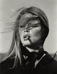 una sensualissima Brigitte Bardot