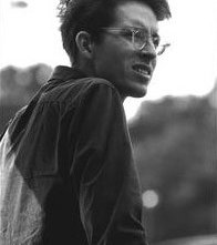 Wes Anderson sul set di Rushmore