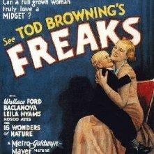 La locandina di Freaks