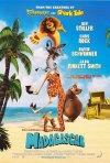 La locandina di Madagascar
