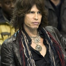 Steven Tyler in una scena di Be Cool