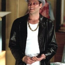 Vince Vaughn in una scena di Be Cool