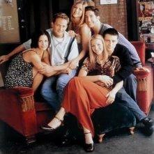 La locandina di Friends