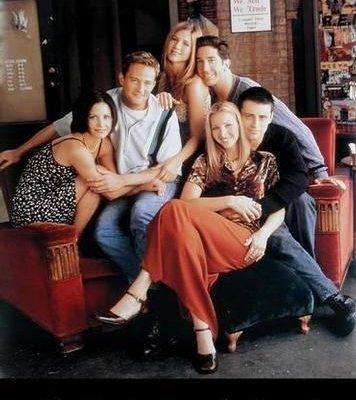 Chandler Monica incontri